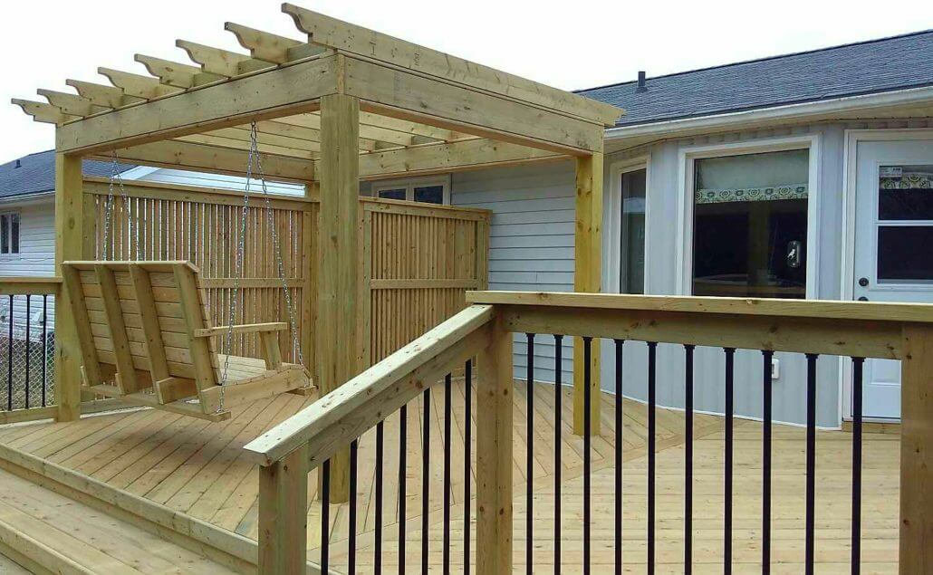 Deck Design Questions