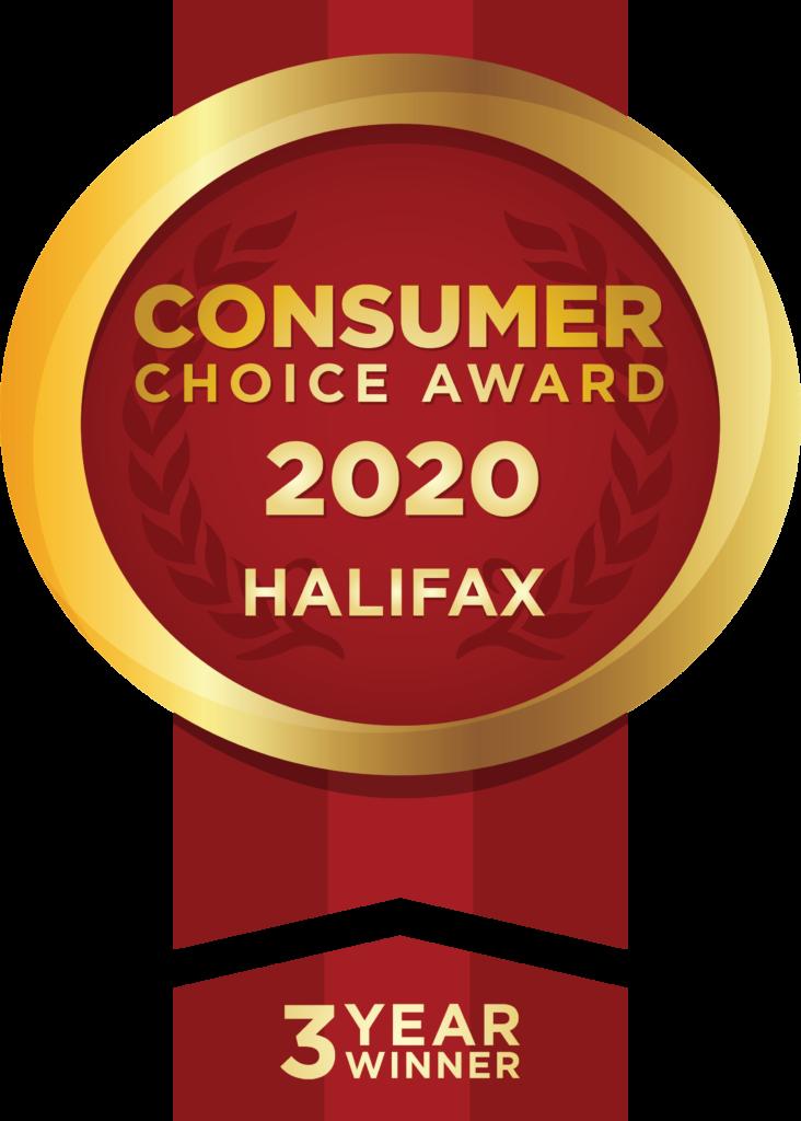 Winner of the 2020 Consumer Choice Award, Home Renovation Halifax