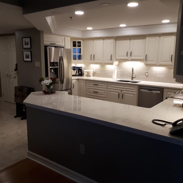 Galley Kitchen Remodel 1