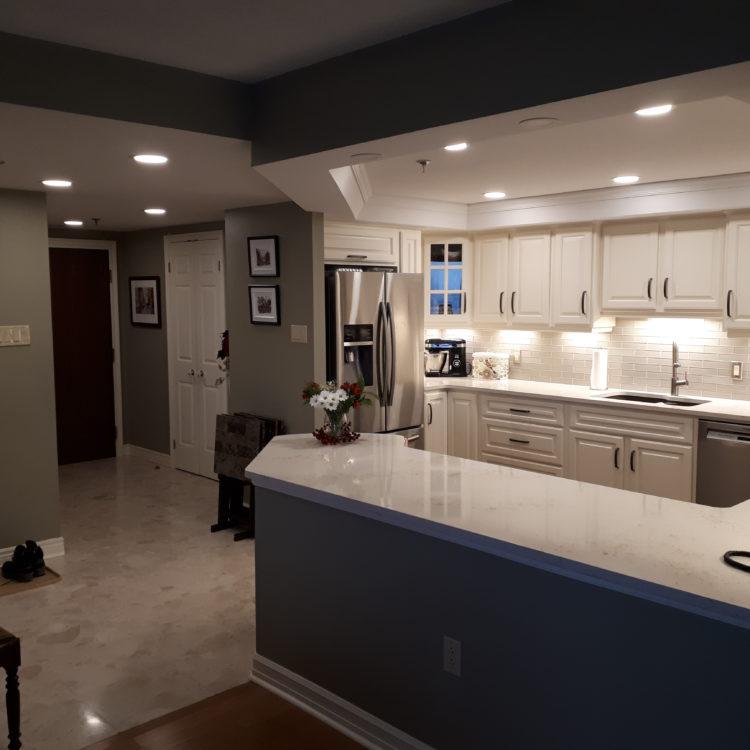 Galley Kitchen Remodel 4