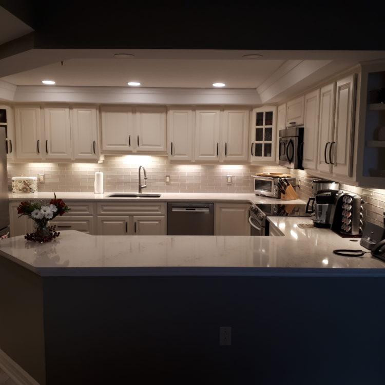 Galley Kitchen Remodel 5