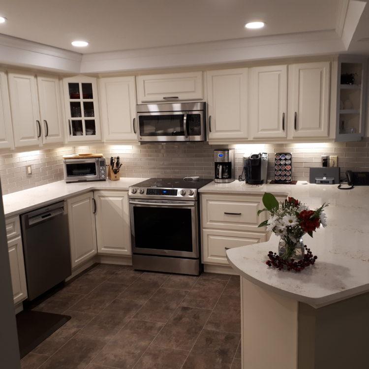 Galley Kitchen Remodel 3