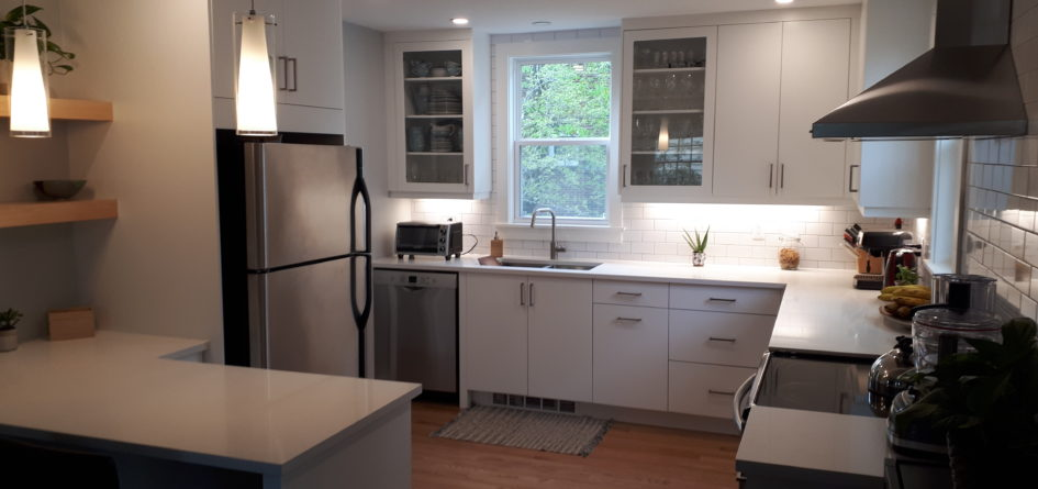 Clean Profile Kitchen