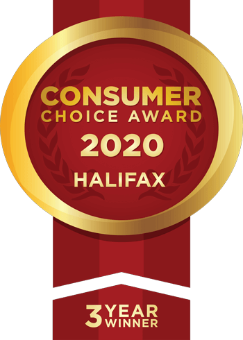 Winner of the 2020 Consumer Choice Award, Home Renovation Halifax