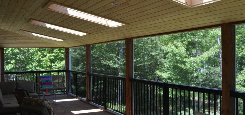 Canadian Home Builders Association Screen Porch Award Winner