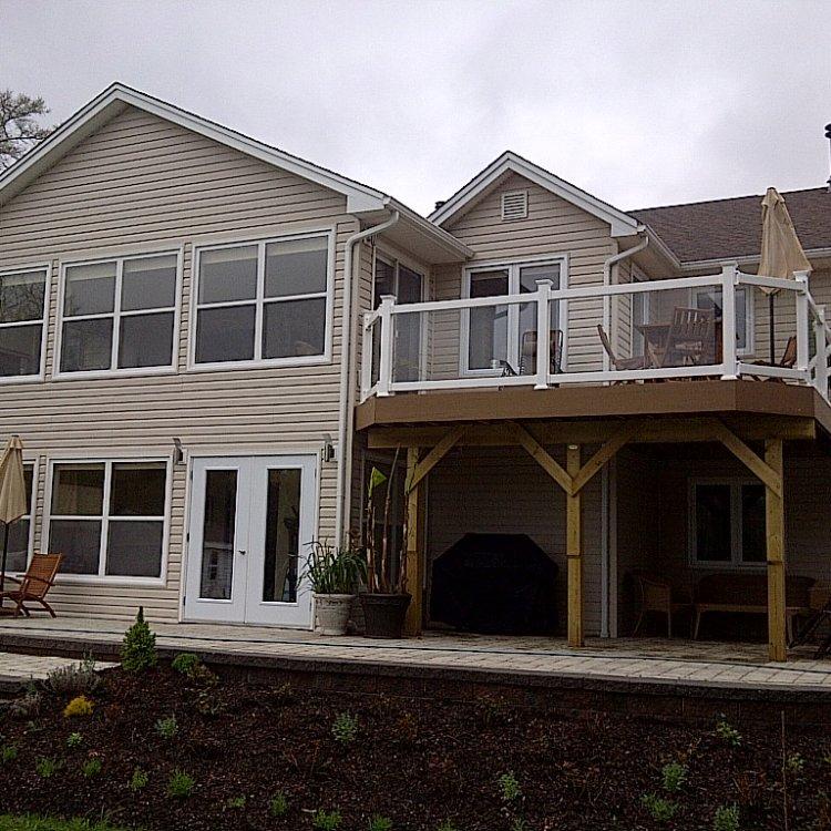 Canadian Home Builders Association Home Addition Award Winner 1