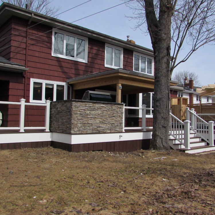 Canadian Home Builders Association Outdoor Living Renovation Award Winner 7