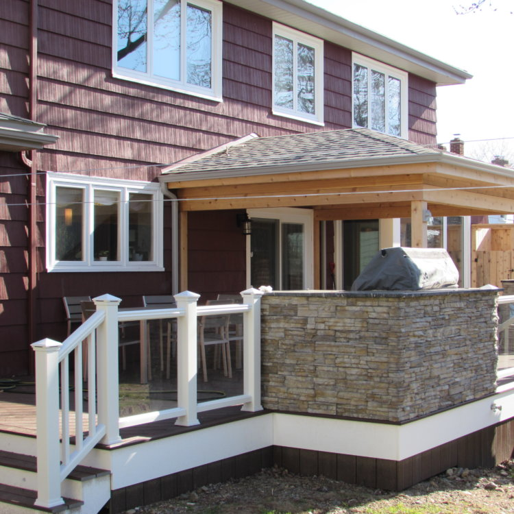 Canadian Home Builders Association Outdoor Living Renovation Award Winner 4