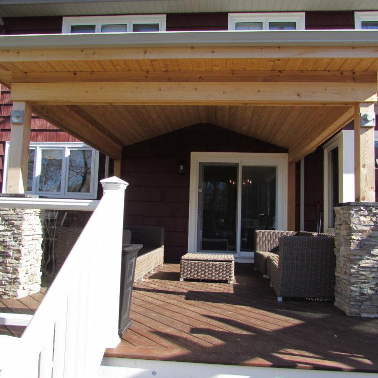 Canadian Home Builders Association Outdoor Living Renovation Award Winner 3