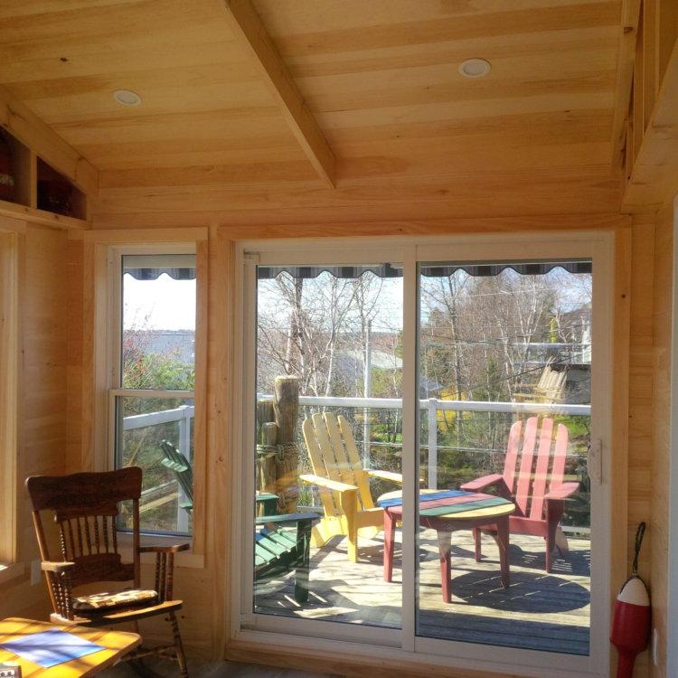 Cottage Atmosphere All Season Sunroom 3