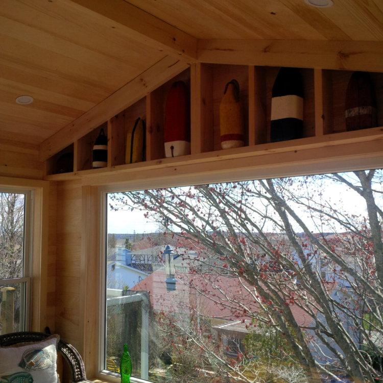 Cottage Atmosphere All Season Sunroom 5