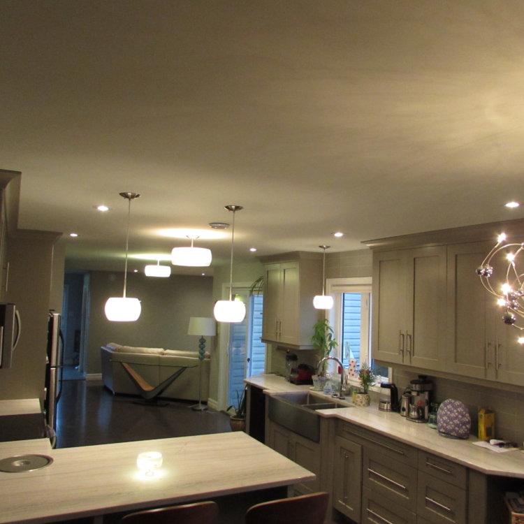 Open Concept Kitchen 6